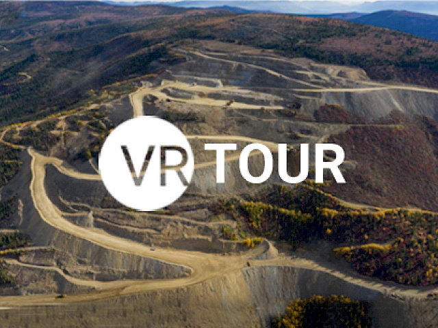 VR Tour of the Eagle Gold Mine